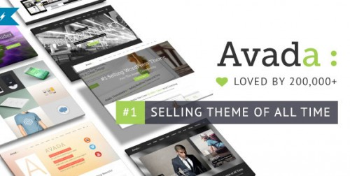 Avada - Responsive Multi-Purpose Theme