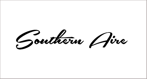 Southern Aire Personal Use Only Font