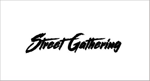 Street Gathering