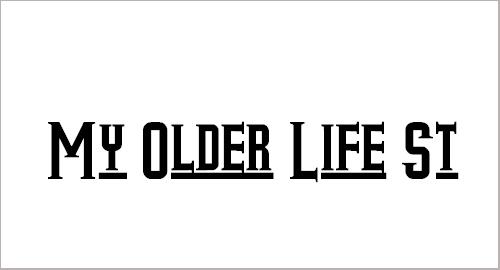 My Older Life St Font