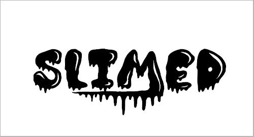 Slimed Font