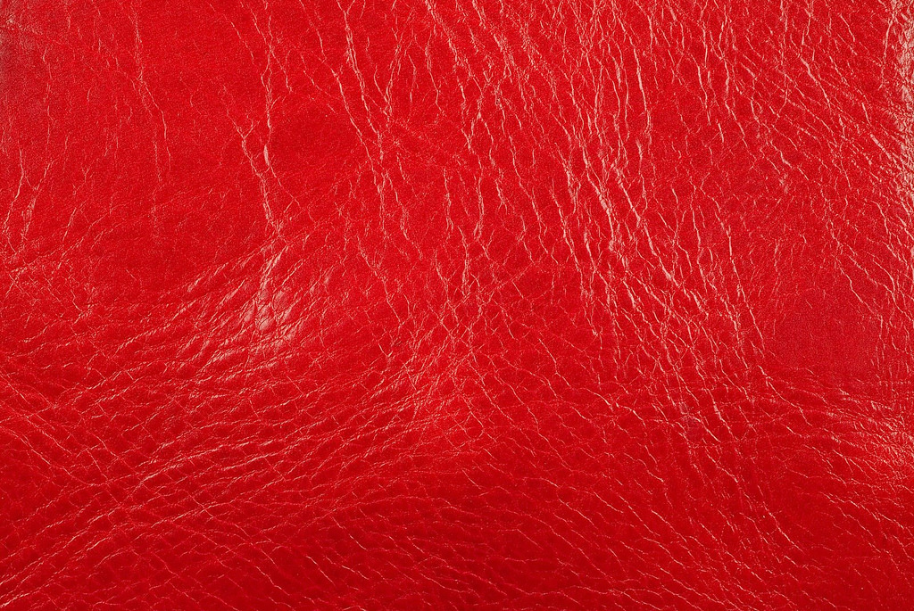 Old Fashioned Leather Look Fabric