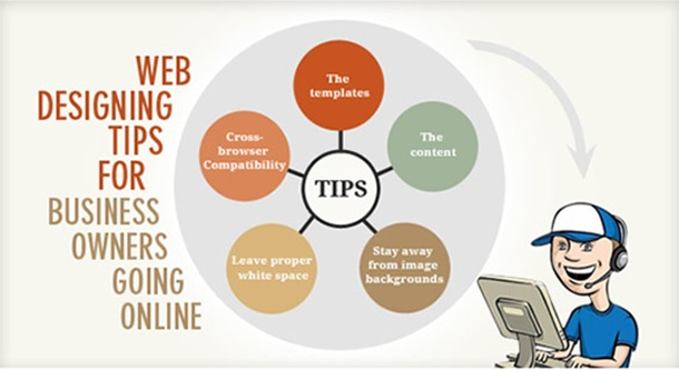 5 Crucial Web Design Tips For Business Websites Designcanyon